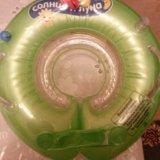 Круг надувной для плавания.с 0мес. Фото 3.