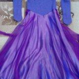 Элегантное платье с перчатками. Фото 1. Череповец.