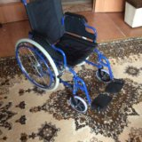 Инвалидная коляска. Фото 4.