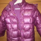 Куртка зимняя futurino. Фото 1. Тула.