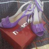Туфли mascotte 38р новые. Фото 1.