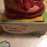 Ботинки на девочку. Фото 1. Щёлково.