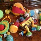 Игрушки с 6 мес. Фото 1. Подольск.