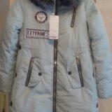 Зимняя новая куртка. Фото 1. Зеленоград.