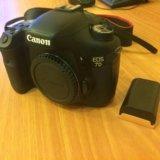 Фотоаппарат canon eds 7d б/у. Фото 1.