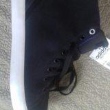 Кроссовки  adidas neo. Фото 1.