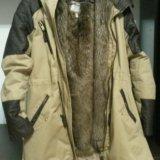 Зимняя куртка (парка). Фото 3.