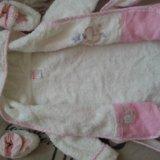 Дет.халатик 6-9 месяцев. Фото 2.