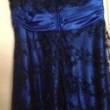 Вечернее платье с болеро , размер 50-54. Фото 4. Серпухов.