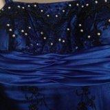 Вечернее платье с болеро , размер 50-54. Фото 2. Серпухов.