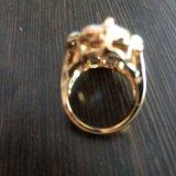 Кольцо бижутерия. Фото 3.
