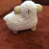 Копилка овечка новая. Фото 2.