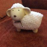 Копилка овечка новая. Фото 1.