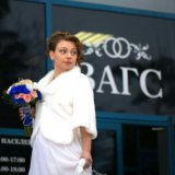 Свадебная шубка. Фото 1. Балашиха.