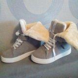 Классные ботинки. Фото 1.