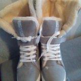 Классные ботинки. Фото 4.