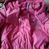 Куртка для девочки. Фото 4.