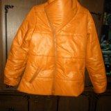 Новая куртка на весну. Фото 2. Москва.