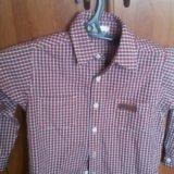 Рубашка 98-104. Фото 2.