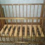 Детская кроватка. Фото 1. Иноземцево кп.