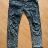 Заужинные джинсы newlook. Фото 1.
