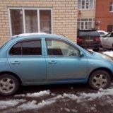 Nissan march 1.2 л, 2003г.в. Фото 3. Краснодар.