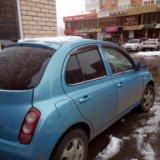 Nissan march 1.2 л, 2003г.в. Фото 4. Краснодар.
