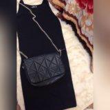 Красивое чёрное платье 👗. Фото 1.