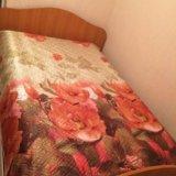Кровать без матраса.. Фото 1. Киров.
