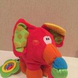 Слон игрушка развивающая. Фото 3.