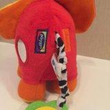 Слон игрушка развивающая. Фото 4.