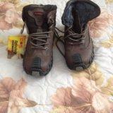 Зимние кроссовки. Фото 1.