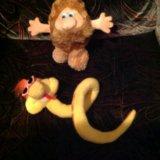 Мягкие игрушки, 7шт. цена за все. Фото 2.