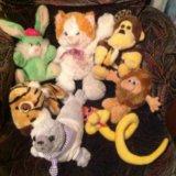 Мягкие игрушки, 7шт. цена за все. Фото 4.