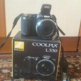 Фотоаппарат nikon coolpix l330. Фото 2. Березовский.