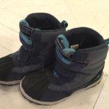 Ботинки викинг р 30. Фото 1.