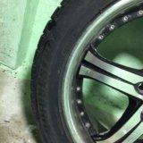 Колеса на mercedes. Фото 2. Москва.