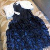 Платье + болеро. Фото 1. Краснознаменск.
