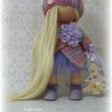 Текстильная куколка. ручная работа. Фото 1. Челябинск.