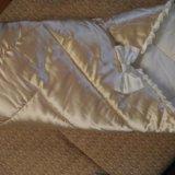 Конверт-одеяло на выписку. Фото 4.