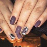 Маникюр, покрытие ногтей гель-лаком. Фото 2. Солнечногорск.