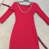 Платье красное. Фото 3. Москва.