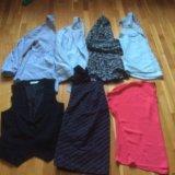 Пакет одежды на р48. Фото 1. Саратов.