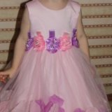 Платье на девочку. Фото 1. Новосибирск.