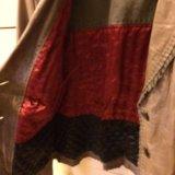 Куртка кожанная milistone. Фото 4. Москва.