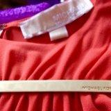 Платье michael kors оранжевое р-р 40- 46. Фото 1.