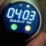 Смарт часы реплика samsung gear s2 smartwatch l6s. Фото 1. Москва.
