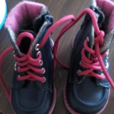 Осень-весна детские ботиночки. Фото 1. Москва.