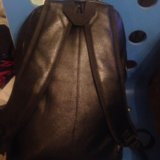 Рюкзак из искусственной кожи. Фото 3. Санкт-Петербург.