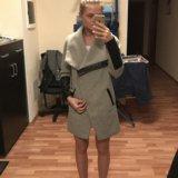 Пальто bershka. Фото 1.